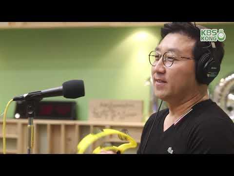 탬신티비 (탬신TV) 탬버린의 신 김현욱 아나운서 탬버린 안무 라이브 현장