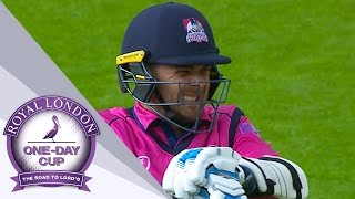Outstanding Win For Warwickshire Over Northamptonshire - Royal London One-Day Cup 2017 streaming