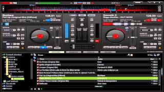 (STUPID MIX) DJ BL3ND - Virtual dj By DJ CL3AR