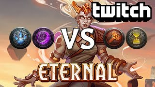 The REAL Reason Why Powersurge Was Removed | Feln Midrange vs Praxis Ramp | Eternal Card Game