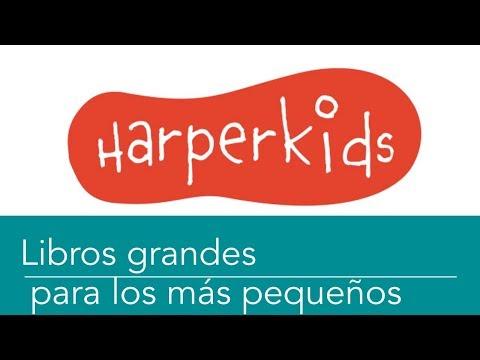 libros-grandes-para-los-más-pequeños:-harperkids---ideas-para-profes