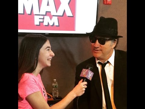 Victoria Bonavita interviews The BLUES BROTHERS - Zee Blues