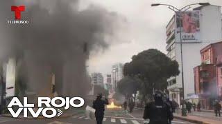 Violentas protestas en Colombia dejan al menos 17 muertos y más de 100 heridos