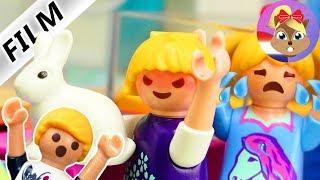 Playmobil Film Deutsch GEMENE STIEFZUS VAN PHILLIP STEELT HANNAHS HUISDIER! Familie Vogel