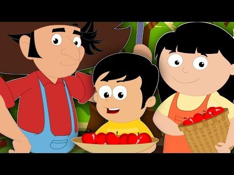 thanksgiving the year has turned its circle nursery rhymes kids songs baby rhymes kids tv S02 EP0250