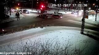 ДТП с велосипедистом на ул.Зайцева ,спустя 25 минут