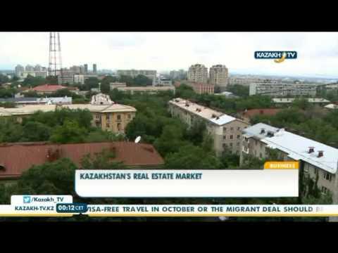 Kazakhstan's real Estate Market - Kazakh TV