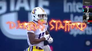 Gambar cover Tennessee Tech Wide Receiver Darrius Stafford Highlight Tape
