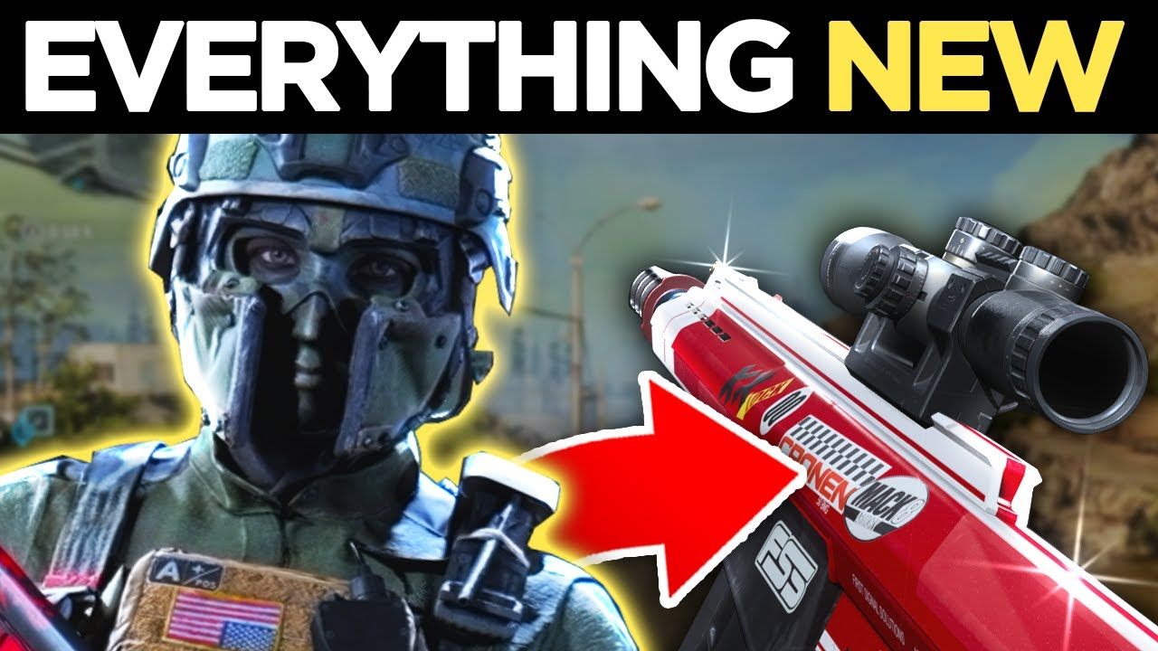 FASTEST Way To Unlock Rytec AMR + Everything NEW In Season 4 RELOADED