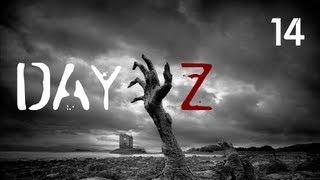 Day Z - Часть 14 — По ангарам