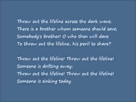 Throw Out The Lifeline