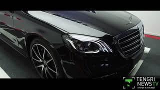 видео Новый Мерседес S-класс. Автосалоны и официальные дилеры Mercedes-Benz S-Class.
