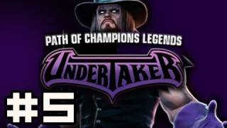 WWE All Stars: Path of Champions Legend Undertaker Playthrough Ep.5 w/Nova