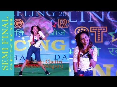 Darjeeling Rising Star Semi Final Senior Singing & Dancing Part 1
