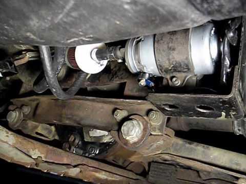 300zx Battery Wiring Diagram Datsun 280z Oe Fuel Pump Install Youtube