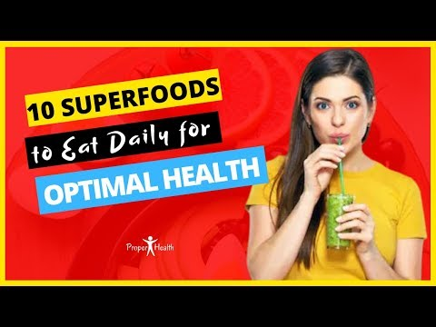 How to Eat a Heart Healthy Diet? 10 Superfoods to Eat Daily for Optimal Health