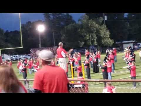 South Pontotoc Middle School Band concert