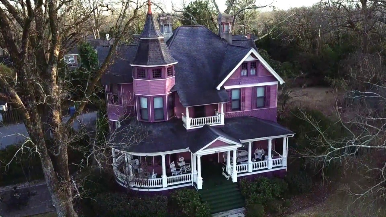 victorian home in greenwood sc - Victorian Home