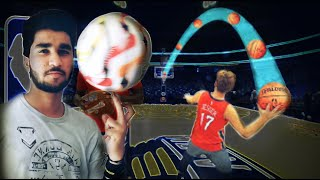 #Dudeperfect #Best basketball trick shots/Behind#basket#dudeperfectDudeperfect