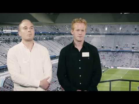 Futury International Teams - FC Bayern München / P&G - Innovation in Three Fields