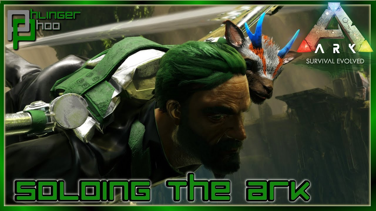 THE JOYS OF LIVING IN THE BLUE ZONE – OUTFITTING THE BASE! Soloing the Ark S5E140