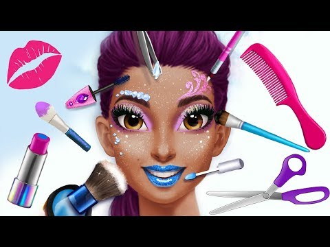 Fun Kids Care Games - Princess Gloria Beauty Salon Makeup Dress Up Makeover Kids & Girls Games