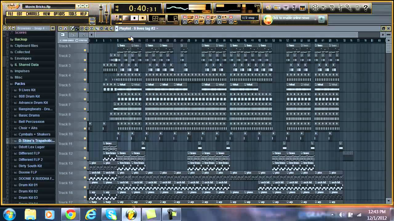 How To Perfect The Brass Sound [FL STUDIO 10 TUTORIAL]
