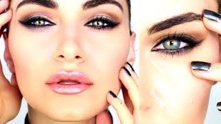 Irina Shayk Smoked-out Winged Liner | RubyGolani