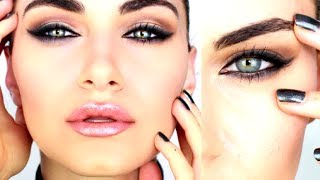 Irina Shayk Smoked-out Winged Liner | RubyGolani Thumbnail