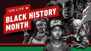 Black History Month Livestream 2020