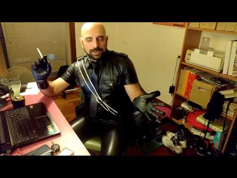 Live Chat About Leather, Rubber, Master / Slave...