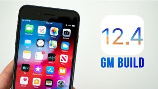 iOS 12.4 Beta 7 (GM) Released - What's New?