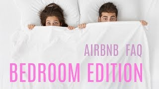 Gambar cover Airbnb Guest Tips - Bedroom Edition - First Time Airbnb Guest