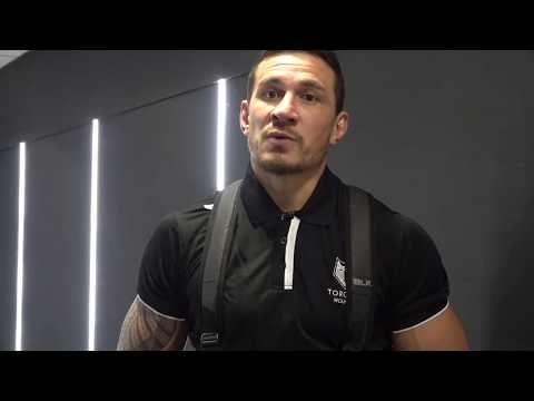 Sonny Bill Williams *Exclusive* on settling at Toronto, ambitions with the side & more!