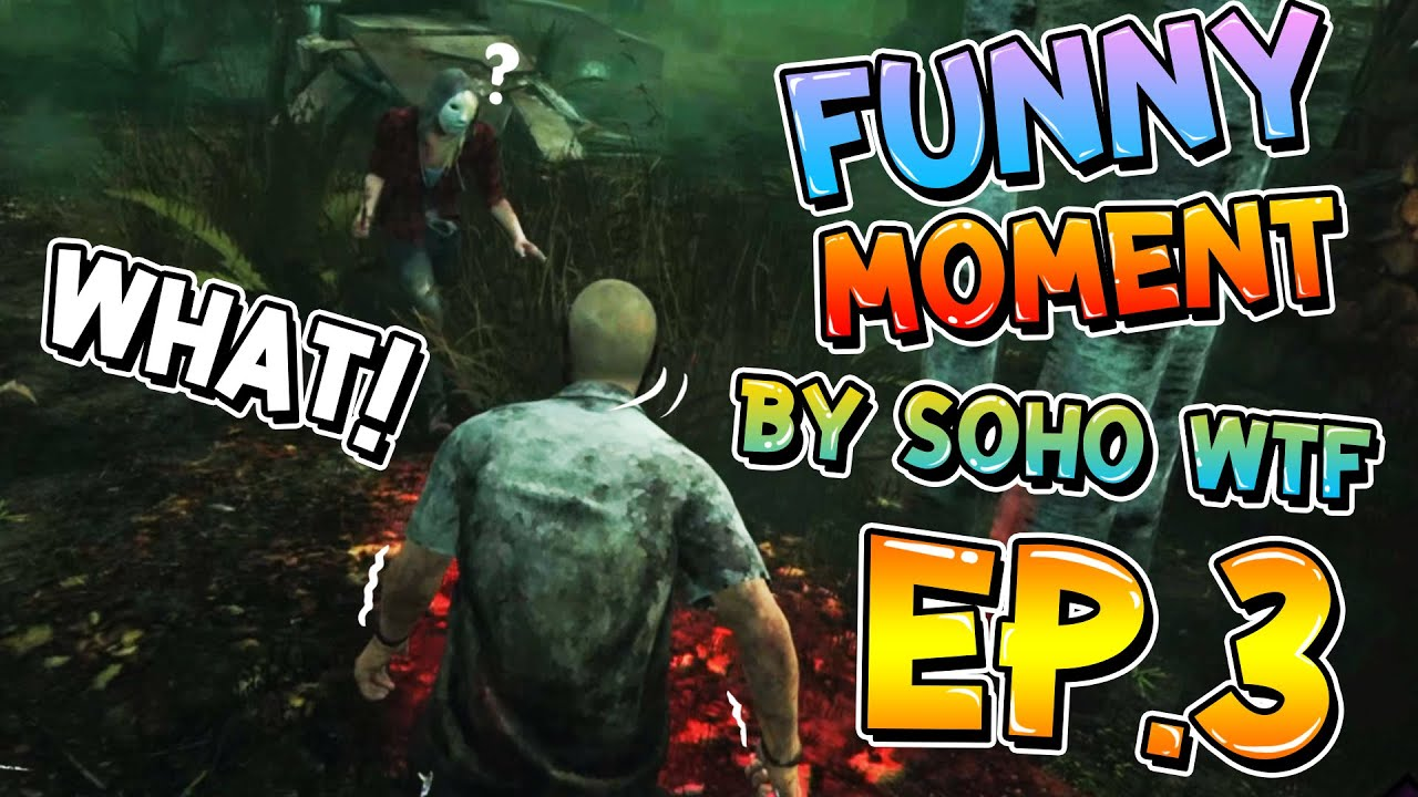 Dead by Daylight - Funny Random Moments [EP.3]