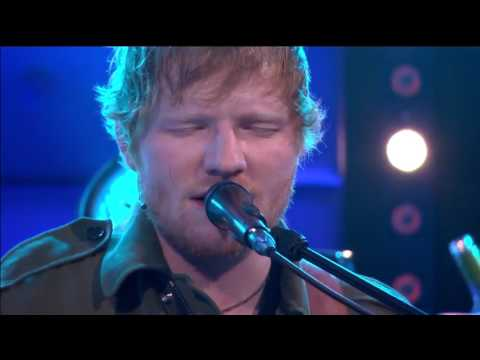 Ed Sheeran Performs Castle On The Hill - Live - RTL Late Night - The Netherlands, Amsterdam
