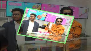 Harshvardhan Rane launched UK's based Millie's outlet in Hyderabad | ABN Entertainment
