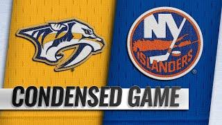 10/06/18 Condensed Game: Predators @ Islanders