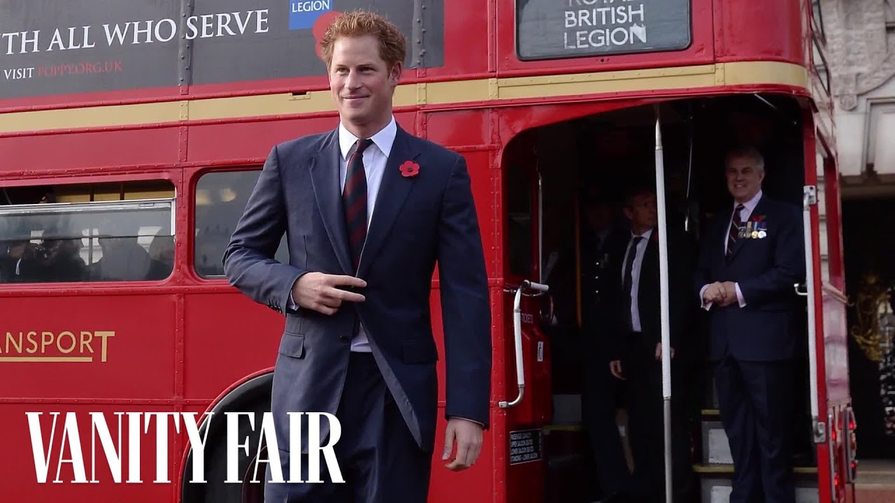 b78ecb0a578 The 2015 Best-Dressed List: Prince Harry Can Make Any Look Royal. Vanity  Fair