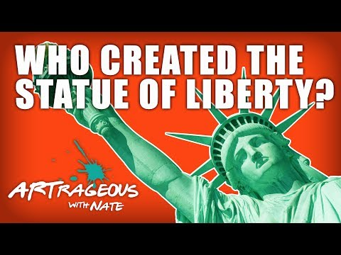 Who Created the Statue of Liberty? Art Meets Engineering in This World Famous Sculpture