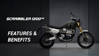 New Scrambler 1200 XE Features and Benefits
