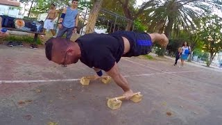 High School Street Workout Training March 2016 - Ohel Shem Skills(Dynamics and statics best moments with Ariel Brand, Dan and Tom Rosenberg, Tomer and Tal Sulimanov, Tzur Shamir, and Tzion. Songs names in order: Mark ..., 2016-03-04T13:00:02.000Z)