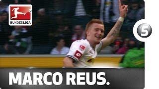 Marco Reus - Top 5 Goals for Borussia Mönchengladbach