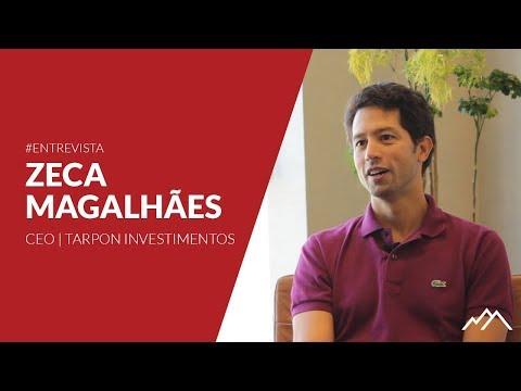 Valuable Young Leaders | Entrevista José Carlos Magalhães | CEO Tarpon Investimentos