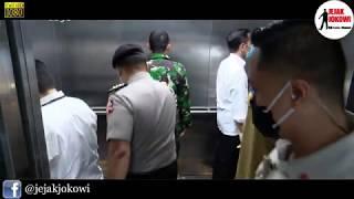 Tinjau RS Darurat Penanganan Covid 19 Wisma Atlet Dan Pesan Jokowi Bagi Masyarakat