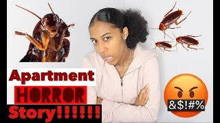 Living in the WORST Apartment EVER: STORY TIME!!!