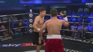 Второй бой Данияра Елеусинова в профи