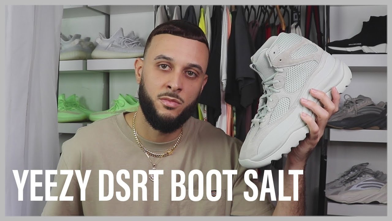 yeezy desert salt