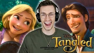 *TANGLED* is better than *FROZEN*