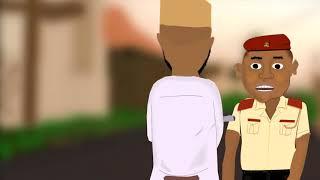 vuclip ibro and the lastman (naija police ) akpors cartoon comedy (naija cartoon)